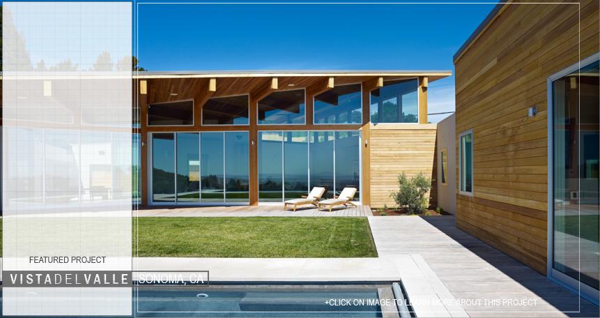 Zimmerman and Associates Architecture Sonoma Sausalito California